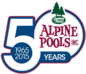 Alpine Pools - 50 Years of Service