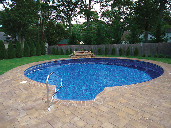 in ground swimming pool outdoor inground photo gallery alpine pools western pennsylvanias pool and spa dealer