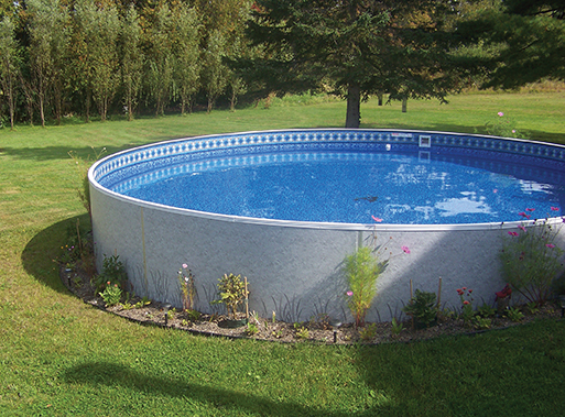Aboveground Round Pool