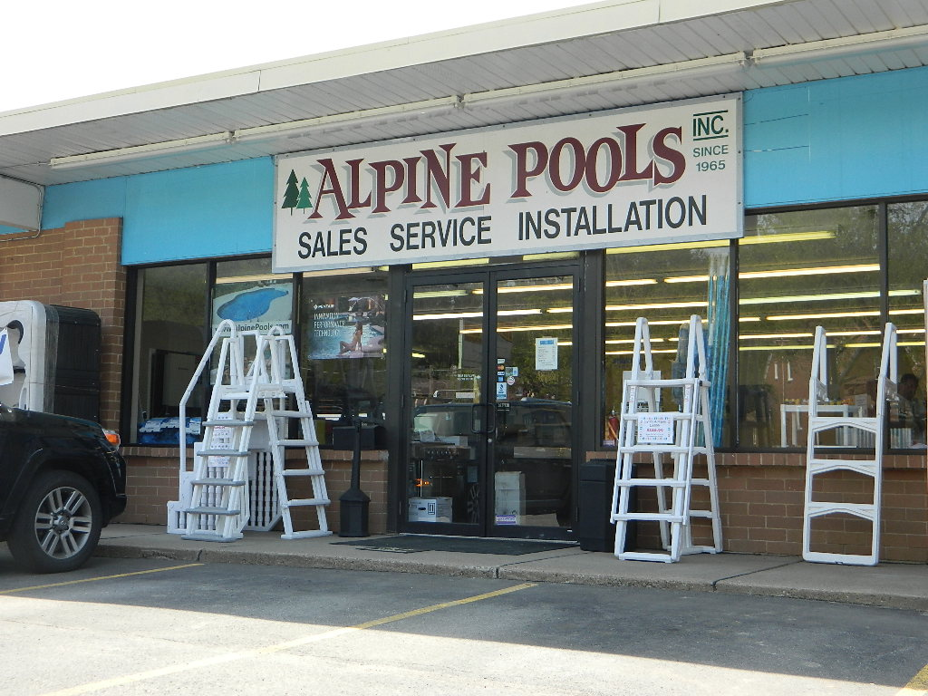 Alpine Pools Bethel Park Store