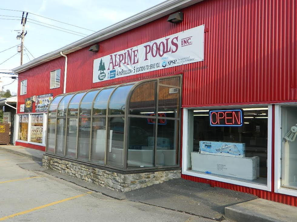 Alpine Pools Jeannette Store