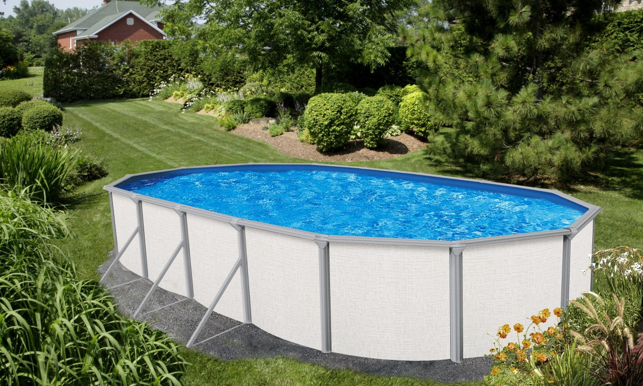 Alpine pools western pennsylvania 39 s pool and spa dealer 18 x33 oval aboveground pool for Above ground swimming pool dealers