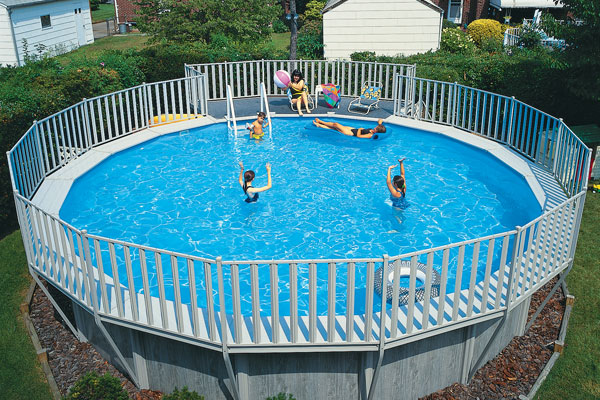 24' Aboveground Pool