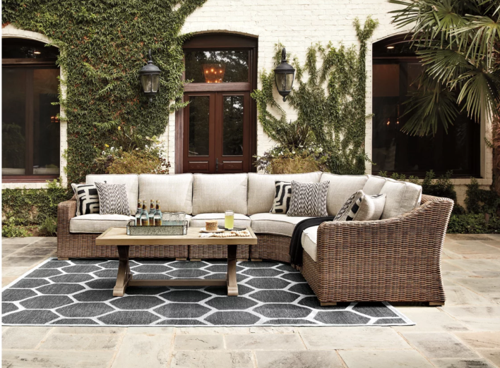 Ashley Home Outdoor Furniture